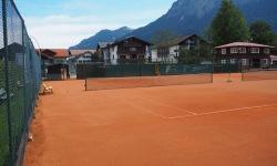 Tennisplatz am Fuggerpark