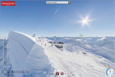 Nebelhorn Gipfel