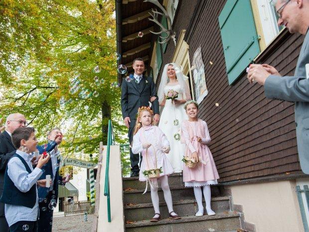 Heiraten im königlichen Jagdhaus