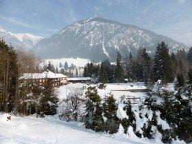 Moorbad im Winter