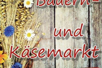 Bauern- und Käsemarkt