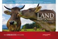 Broschüre Landwirtschaft Oberstdorf