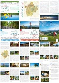 Übersichtskarte Wandertriologie Allgäu