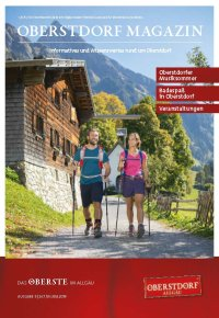 Oberstdorf Magazin 08/19