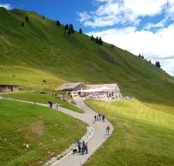 Alpe Schlappold am Fellhorn