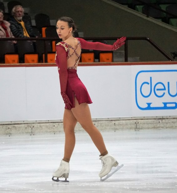 Bild: Tatjana Flade - NSchott FS - Nebelhorn Trophy 2020