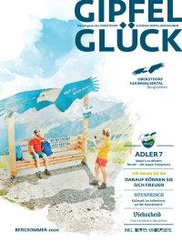 Magazin Gipfelglück Sommer 2020
