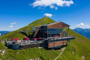 Gipfelstation am Fellhorn