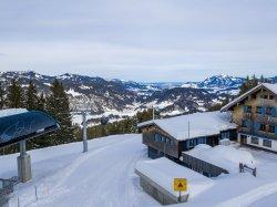 Bergstation am Berghaus Schönblick