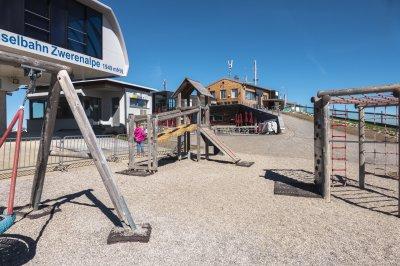 Spielplatz an der Bergstation