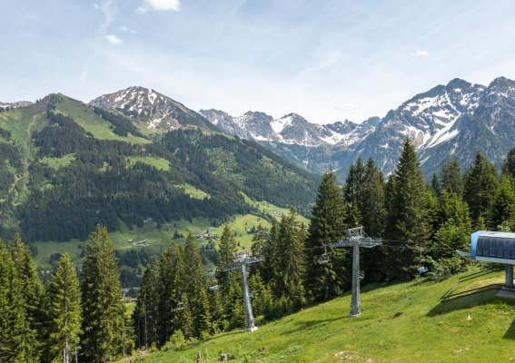 Heuberg Bergstation