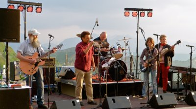 Bluesfest mit Al Jones