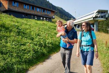 Familienwanderung am Söllereck