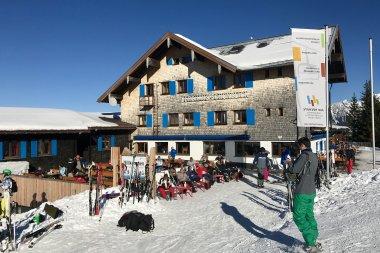 Berghaus Schönblick im Winter