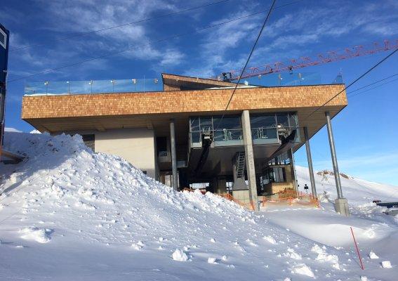 Aktuelle Bilder von der Bergstation