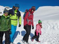 Familienzeit am Nebelhorn