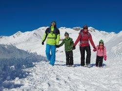 Gemeinsame Winterwanderung