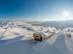 Ifen Bergstation mit Gottesackerplateau
