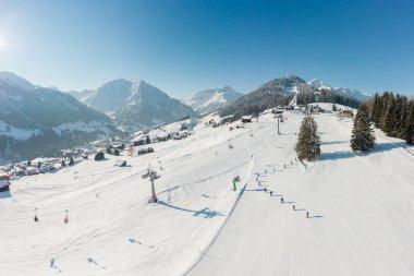 Skitag am Parsenn