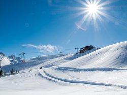 Winterwanderweg am Fellhorn
