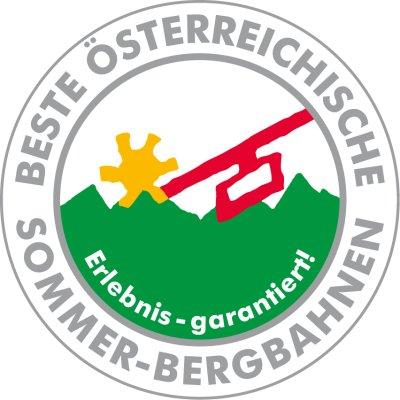 Beste Österreichische Sommerbergbahnen - wir sind Mitglied!
