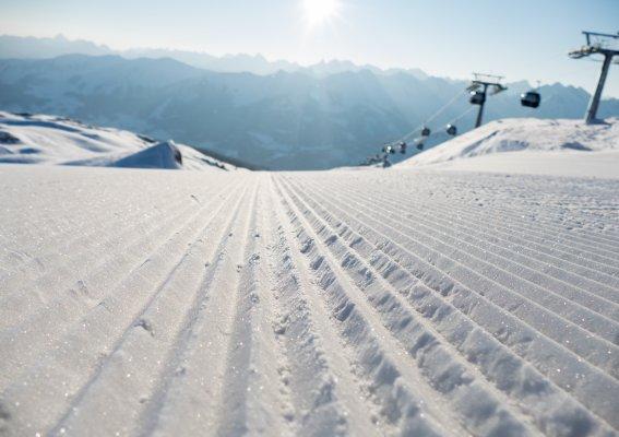Perfekter Start in den Skitag