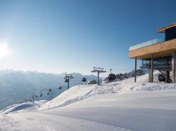 An der Bergstation der Ifen II