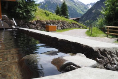 Chalta Quelle Kleinwalsertal