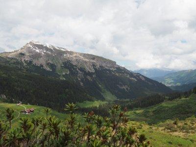 Hoher Ifen & Schwarzwassertal