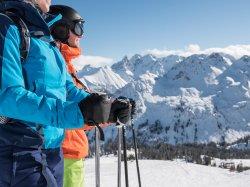 Startklar für den Skitag