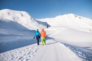 Winterwandern am Fellhorn