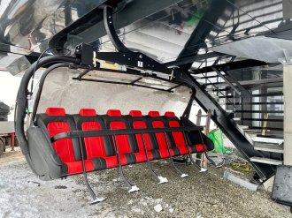 Schrattenwangbahn - erster 6er-Sessel