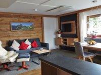 neu gestalteter Wohnraum