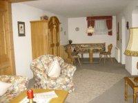 Ferienwohnung 2 Wohnraum