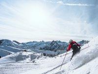 Tiefschneekurs Skitechnikschule Oberstdorf