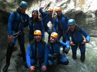 Canyoning-Bayern-Canyoning-Allgaeu-Bergwasser-4