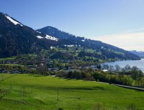 Bühl mit Alpsee