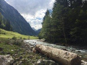 Ostrach Hintersteiner Tal