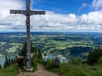 Gipfelkreuz vom Immenstädter Horn