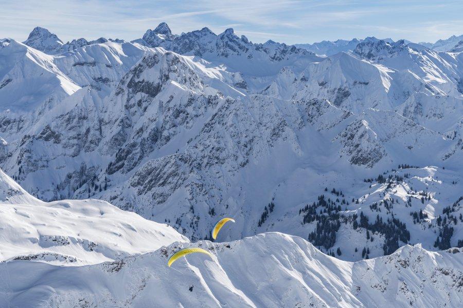 400 Gipfelblick u. Drachenflieger