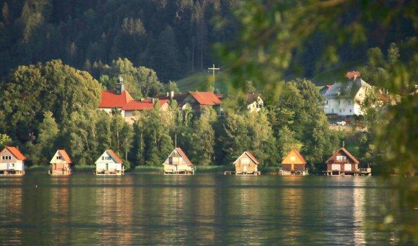Alpsee Fischerhütten
