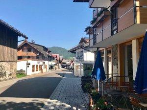 Nebelhornstraße Westrichtung