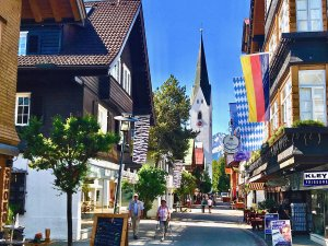 Kirchstraße Südrichtung