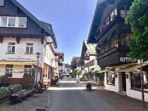 Kirchstraße Nordrichtung