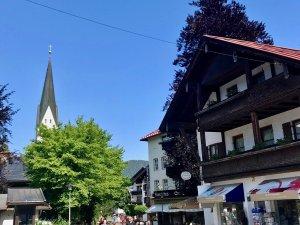Oststraße  Westrichtung
