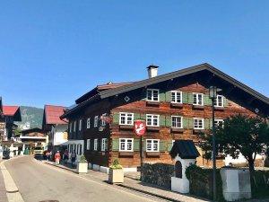 Oststraße Westrichtung (Heimatmuseum)