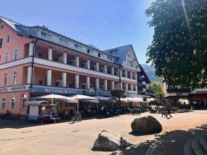 Marktplatz (Hotel Mohren)