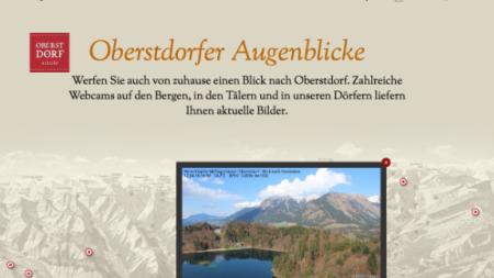 Oberstdorf.de Webcams