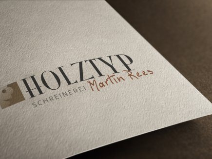 Holztyp Logo