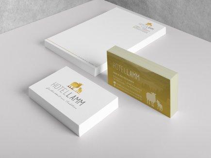 Hotel Lamm Geschäftsausstattung